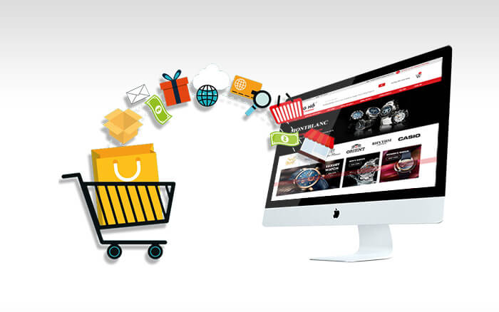 Thiết kế website dropshipping